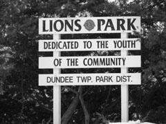 lios park sign