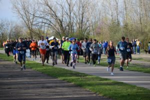 lions 5k run photo