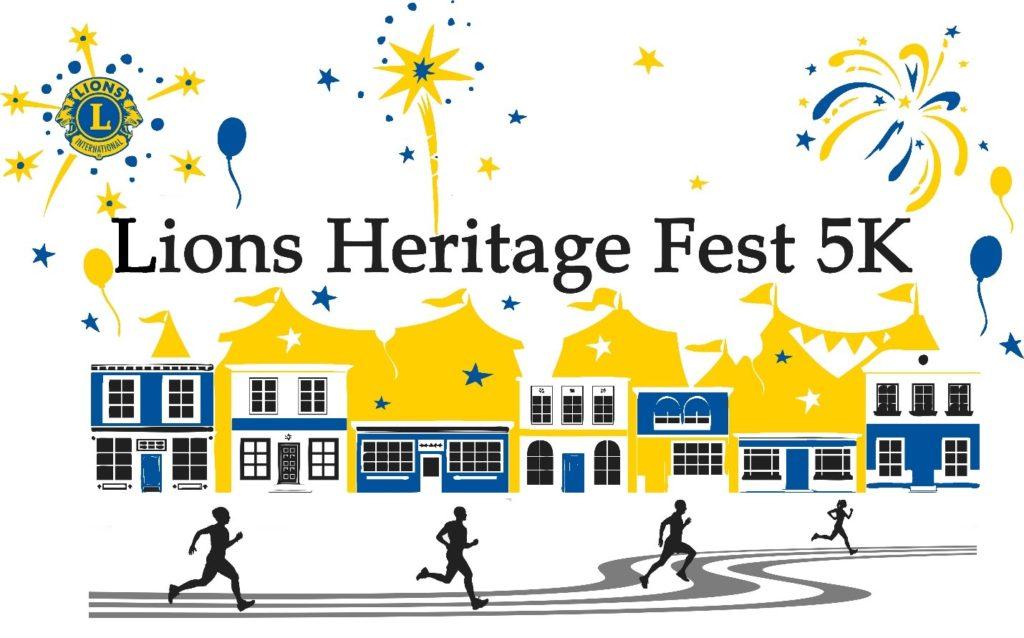 Lions heritage fest 5K run