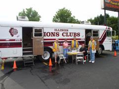 lions club bus